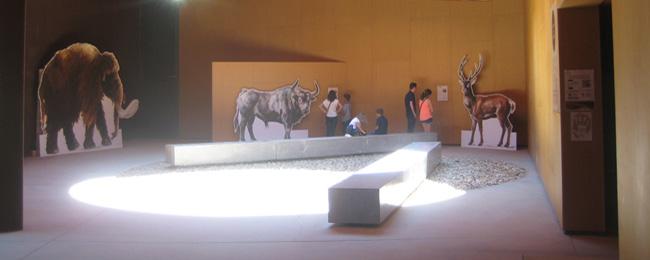 """Asturias con niños: Exposición """"La Fauna de la Caverna"""" en el Parque de la Prehistoria de Teverga"""
