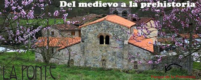 Asturias con niños a dónde vamos hoy? a  Del medievo a la prehistoria en Teverga