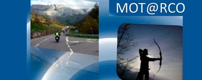 Asturias con niños: Moto @rco en Teverga